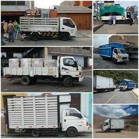 Mudanzas, Transporte de Carga Y Traslado