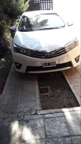 Vendo Toyota Corolla XEI Caja automática