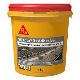Sikadur 31 Adhesivo 2,5 Kg. 6 Kg.