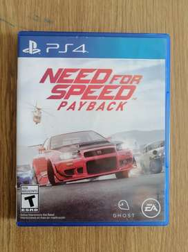 Vendo Need For Speed Payback Play 5
