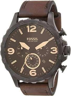 Fossil Nate Jr1487 Original y Nuevo
