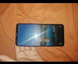 Vendo samsung s9 plus excelente estado o cambio con iphone 7 o 8de 64 gb o 128