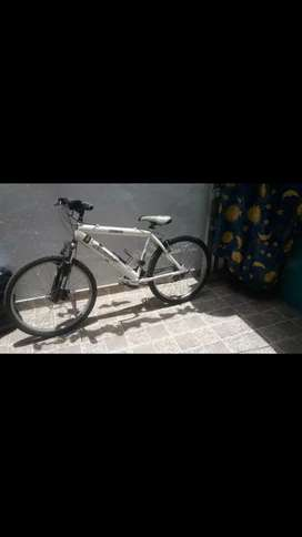 Bicicleta en bien estado