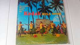 DISCO LP HIGH FIDELITY STEREO HAWAIIAN MUSIC FROM THE LOCAL HULA SHOW 18 TEMAS 1964 WAIKIKI RECORDS COMPANY