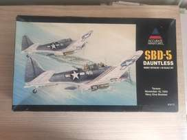 SBD-5 Dauntless Tarawa, November 16, 1943 Accurate Miniatures | No. 3412 | 1:48