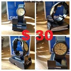 reloj casio clasico