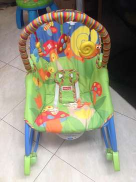 Fisher Price, mecedora