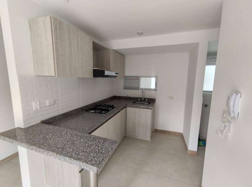 Apartamento Conjunto Cerrado Chaguala Calarca en Arriendo 3 Habitaciones 2 Baños Piscina Ascensor