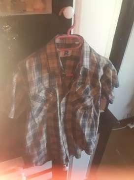 Camisa t 12 d chico nueva