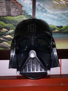 Máscara Star Wars.