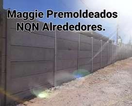 MAGGIE PREMOLDEADOS NQN Y ALREDEDORES!!