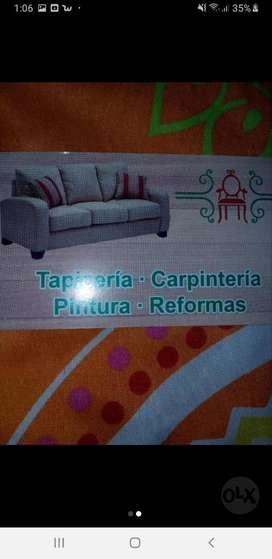 Tapiceria Y Reformas