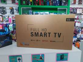 """Smart tv Android Full HD JVC 43"""""""