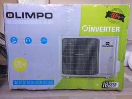 Aire acondicionado Olimpo Inverter