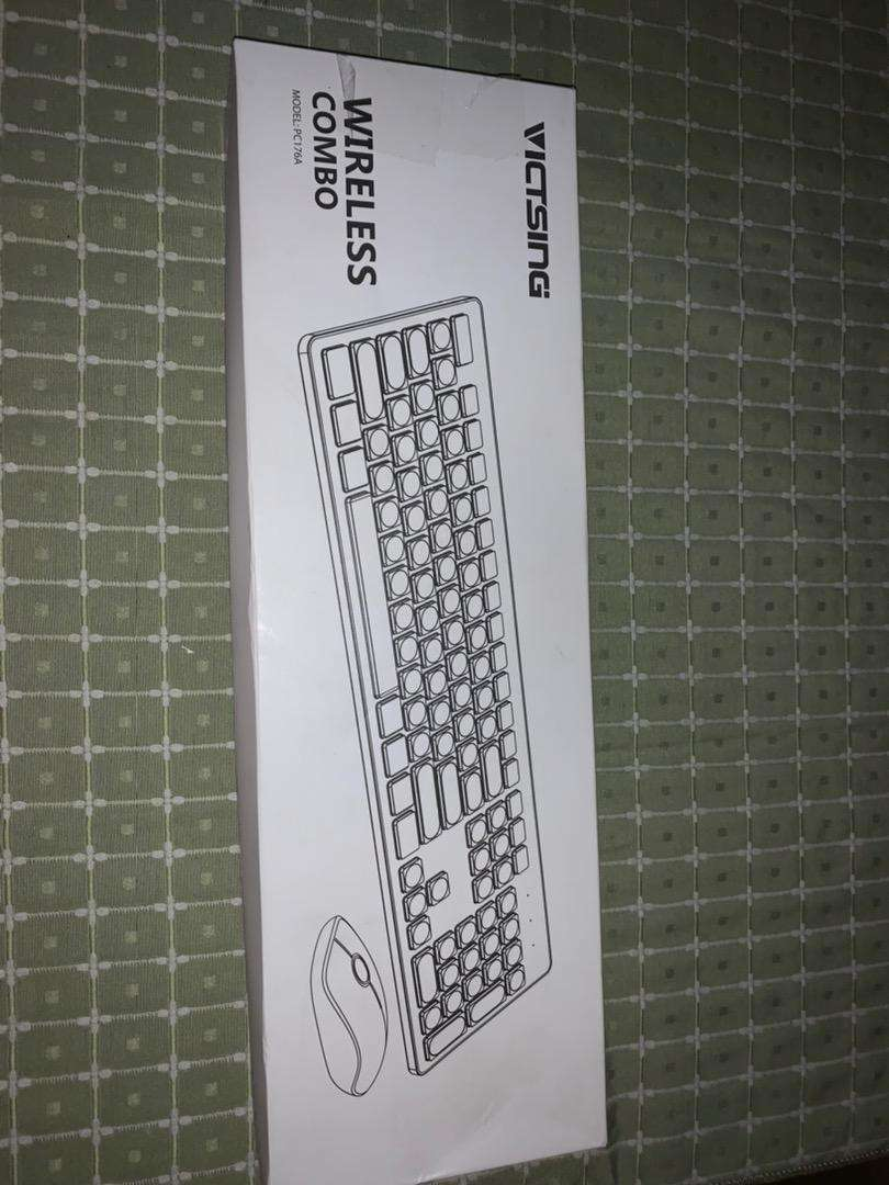 Teclado Wireless combo 0