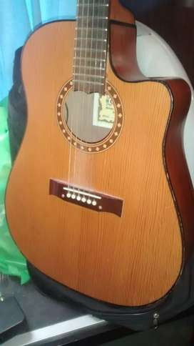 Guitarra Electroacústica Gracia 115