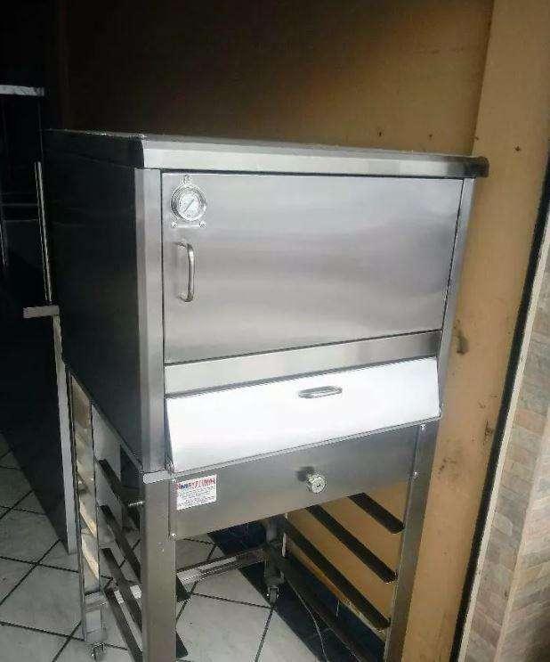 Horno industrial para Pizza 2 Famil fabricantes 0