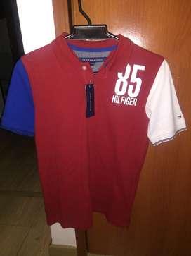 Camiseta Polo Niño Americana, Nueva