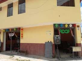 Alquiler local restaurante frente a Real Plaza Cajamarca