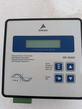 Regulador de Energia Reactiva 12 Pasos.