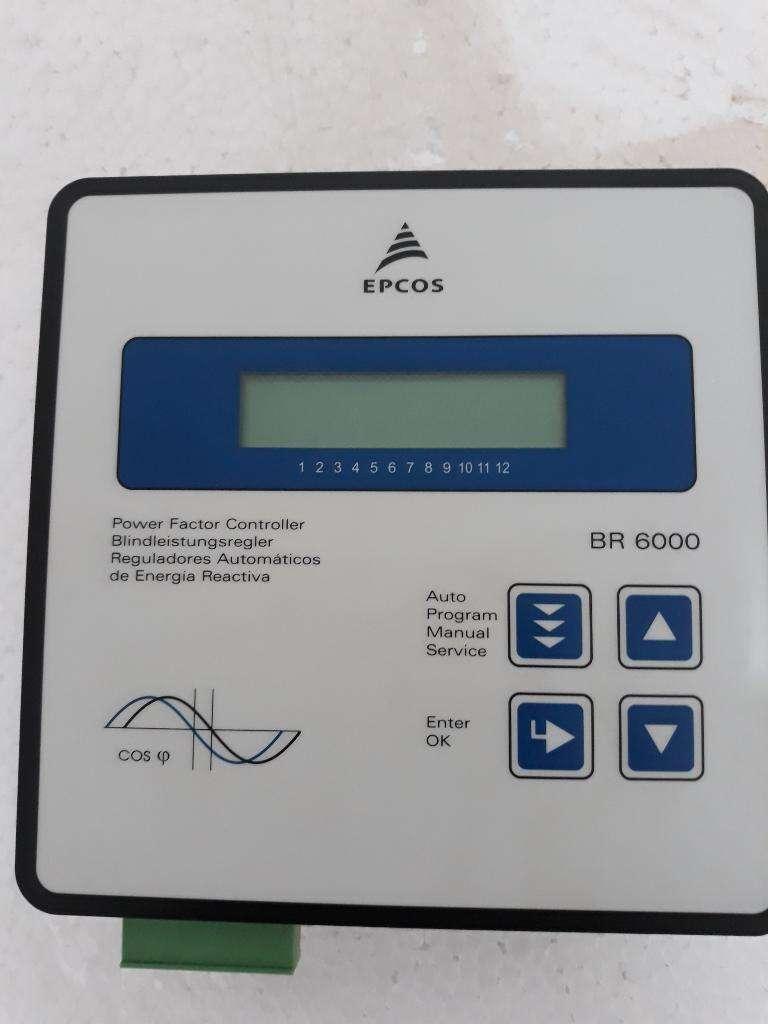 Regulador de Energia Reactiva 12 Pasos. 0