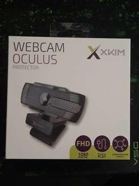 Camara web oculus