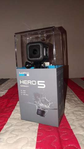 Camara Gopro Hero 5 Session