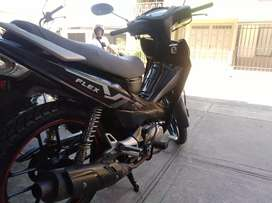 Vendo hermosa Moto Flex 125 $2100000