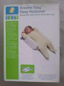 Posicionador de dormir para bebe