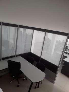 Oficinas Amobladas