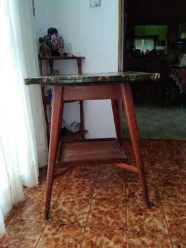 Mesa de madera pura multifunción