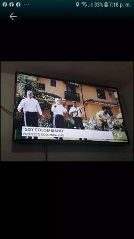 Cambio tv 55 pulgadas por cabina y tv de 43 p
