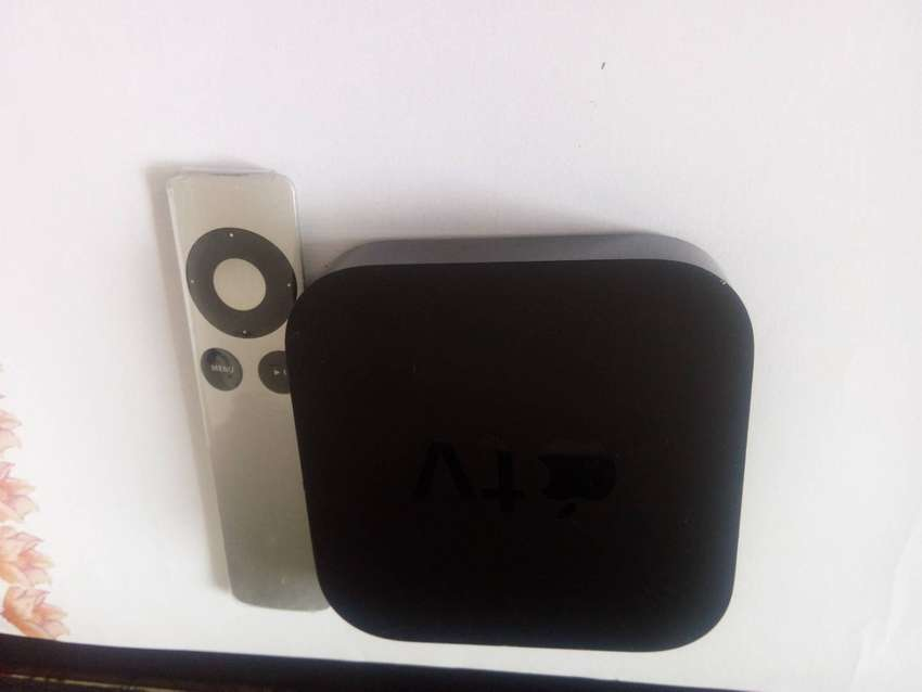 Apple TV 3a Generacion 0