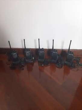 Baofeng Bf-888s Radio De Dos Vías (pack De 5pcs Radios) - Cu