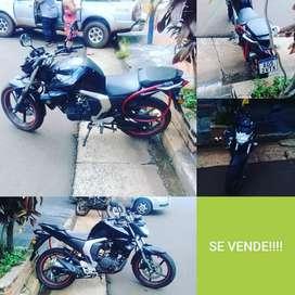 Vendo Moto Fz Inyeccion!!!