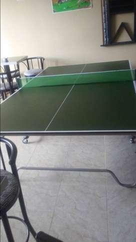 Vendo mesa de ping pong americana