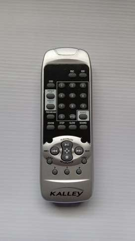 Control remoto para DVD Kalley súper negociable