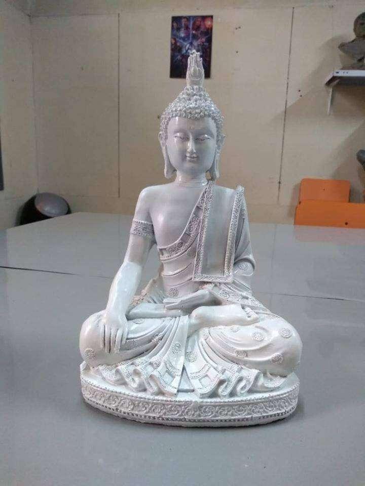 escultura de buda para feng shui