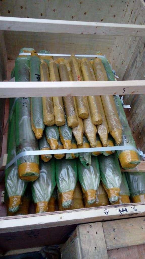PUNTAS PARA MARTILLOS HIDRAULICOS MONTABERT V1600, POQUTEC PBV80, CAT 0