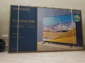 """Gangaso UHD 58"""" Samsung"""