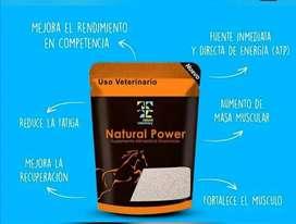 Natural grown, natural power, natural condro flex