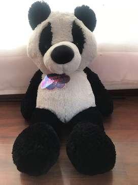Peluche de Oso panda, 90 cm