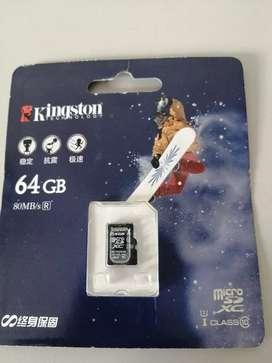 Memoria micro sd kingston original