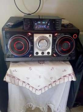 super equipo de sonido