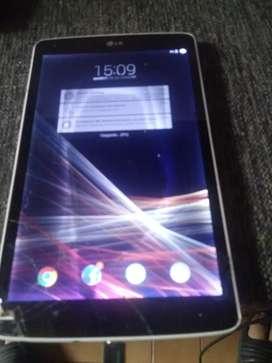 Tablet LG V480 para reparar