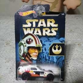 Star Wars Enforcer de 1982. Escala 1/64 (Hot Wheels)