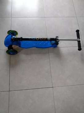 Monopatín scooter Scoop