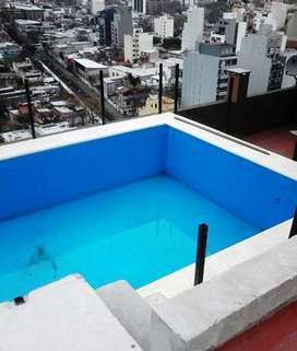 Alquilo POR 1 DIA 1 NOCHE SEMANA  departamentos 2/4 pax avenida Corrientes WIFI NETFLIXX