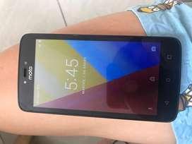 Motorola negro S