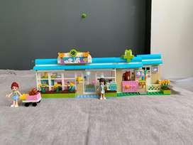 Lego Friends excelente estado, fichas completas, libros de instrucciones
